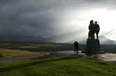 The Commando Monument