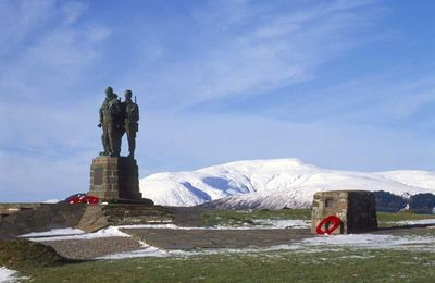 The Commandos in the Great Glen