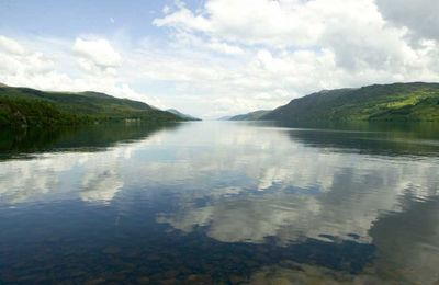Loch Ness in the Great Glen