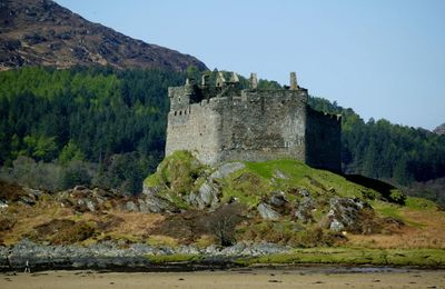 Ancient Tioram Castle