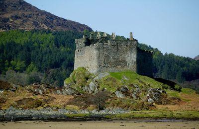 Ancient Tioram Castle