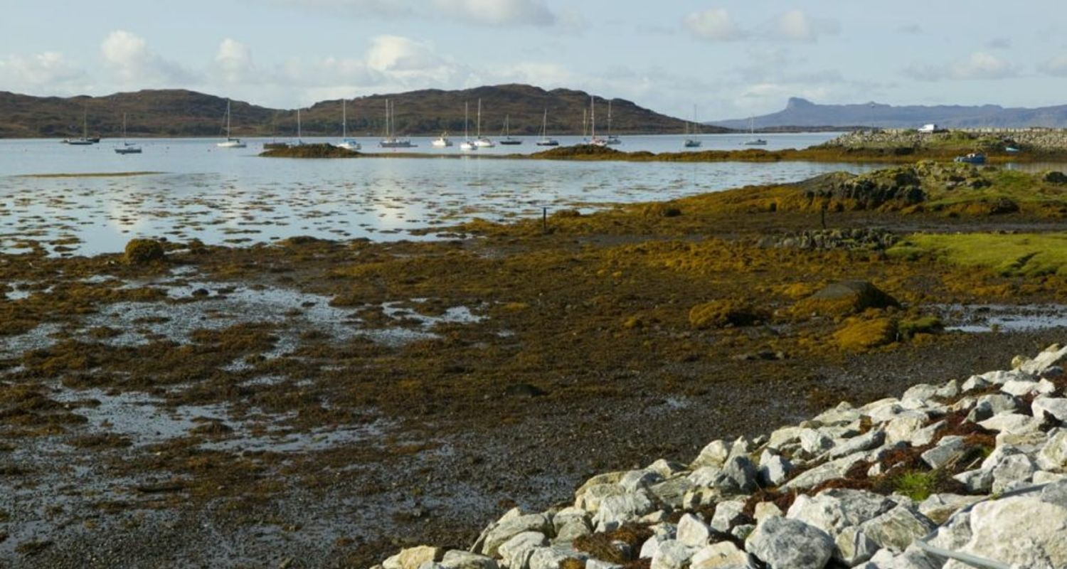 Arisaig Harbour and Marina