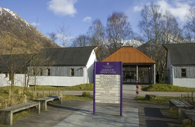 NTS Scotland Visitor Centre