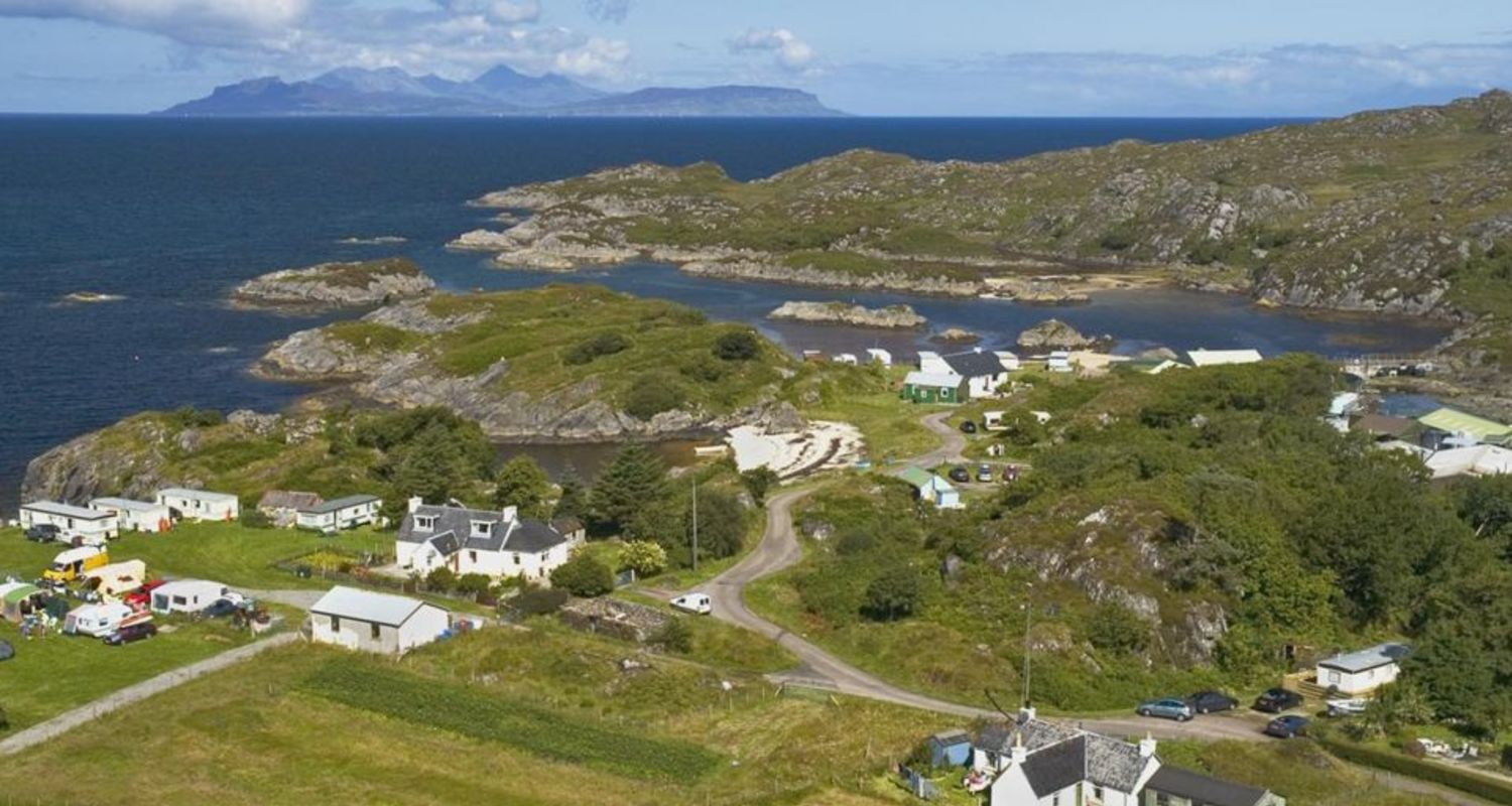 Ardtoe on the Ardnamurchan peninsula