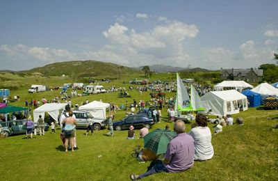 Arisaig Highland Games