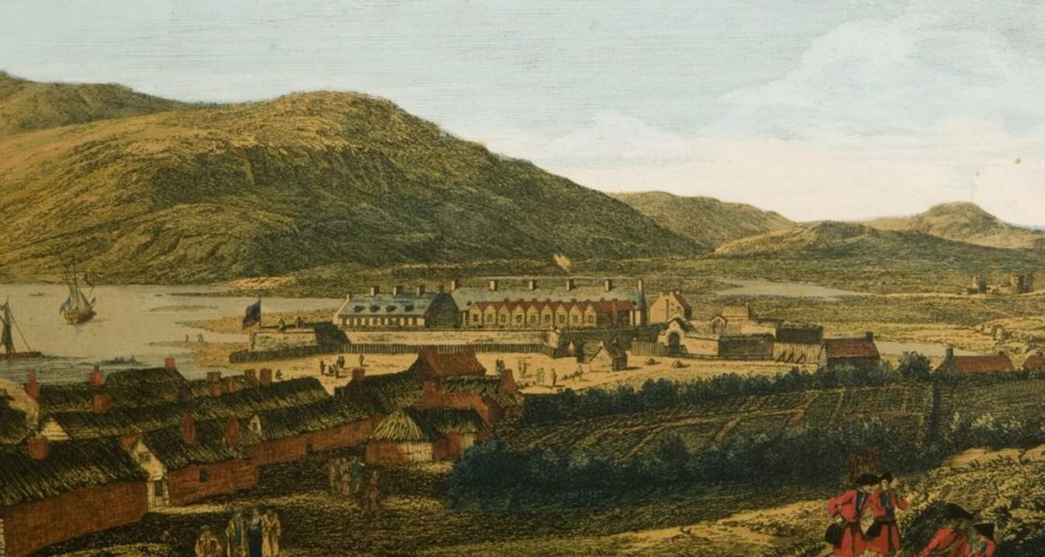 The Fort William Garrison