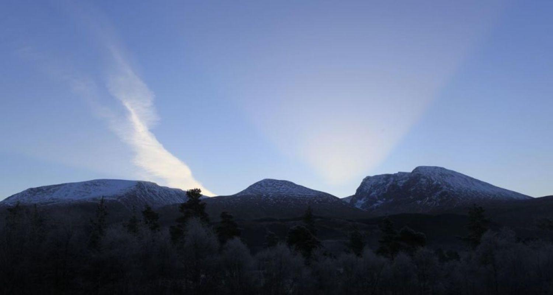 Sunrise Ben Nevis