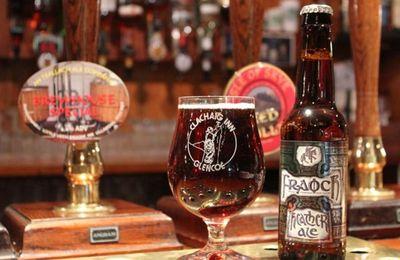 Clachaig Inn bar