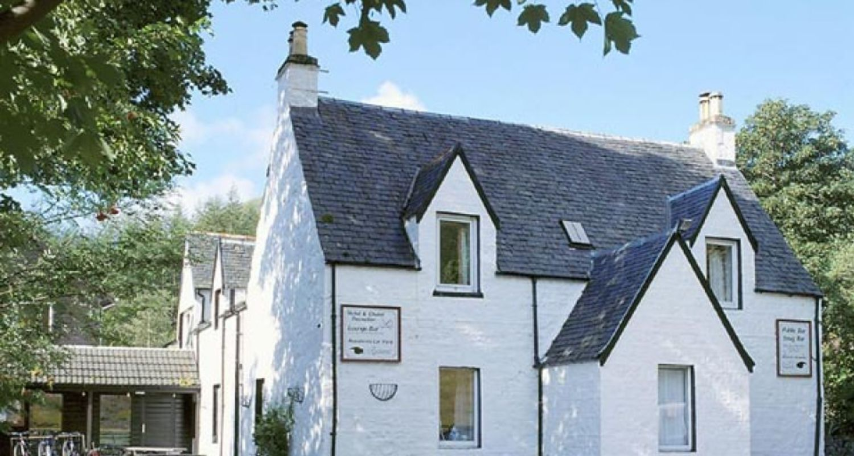 Clachaig Inn, Glencoe