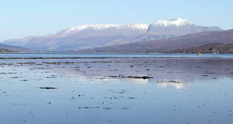 Ben Nevis from Loch Eil