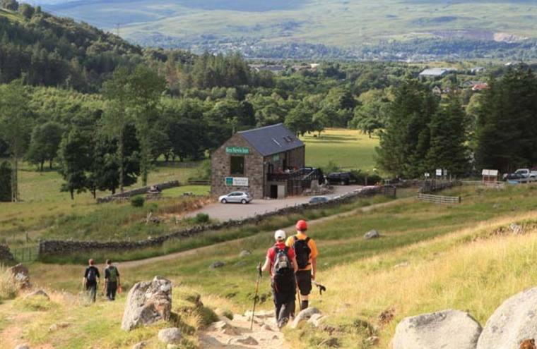 About Ben Nevis in Fort William Scotland