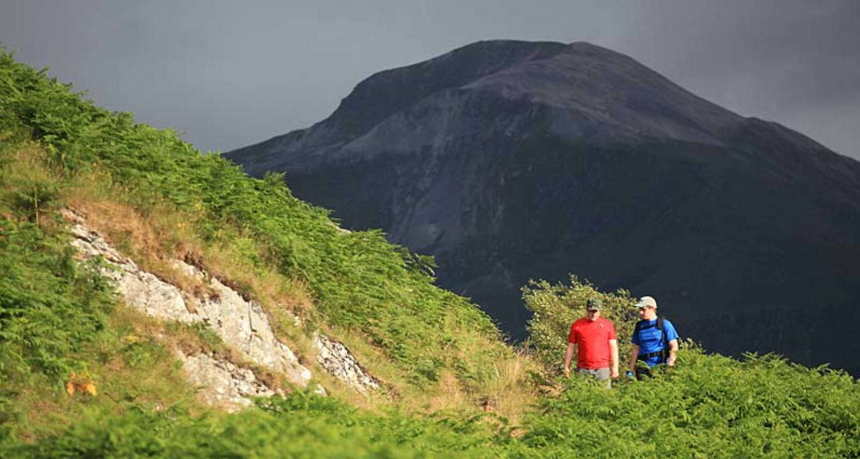 On the Ben Nevis descent