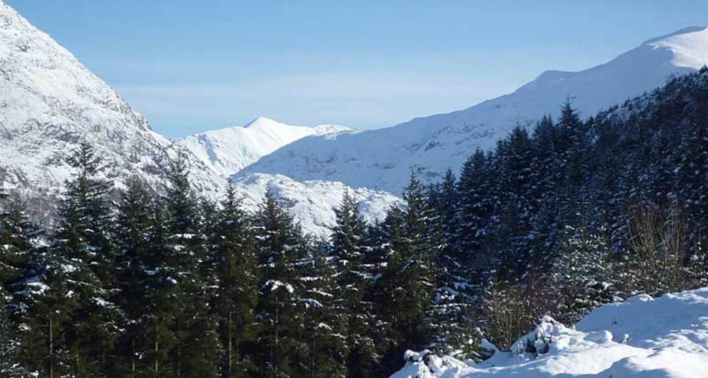 Winter in Glen Nevis