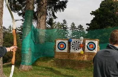 Archery in Fort William