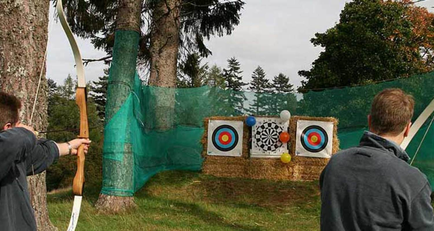 Archery in Fort William