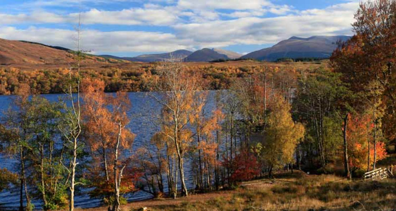 Loch Lochy in Autumn