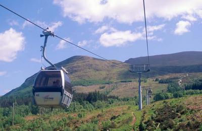 Nevis Range Mountain Gondola