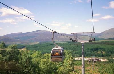 Summer Gondola Trip