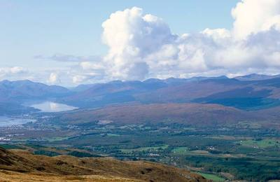 Stunning Fort William scenery