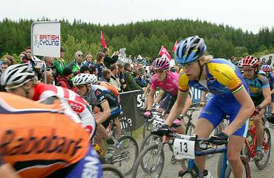 UCI championships Fort William
