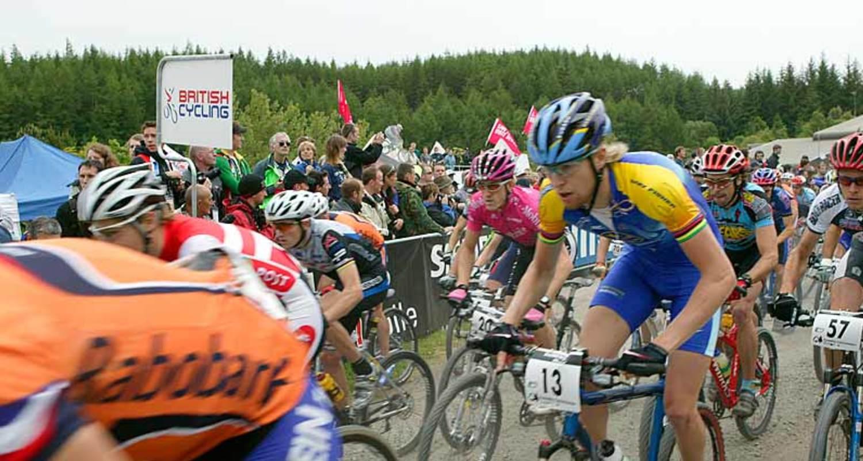 UCI championships Fort William