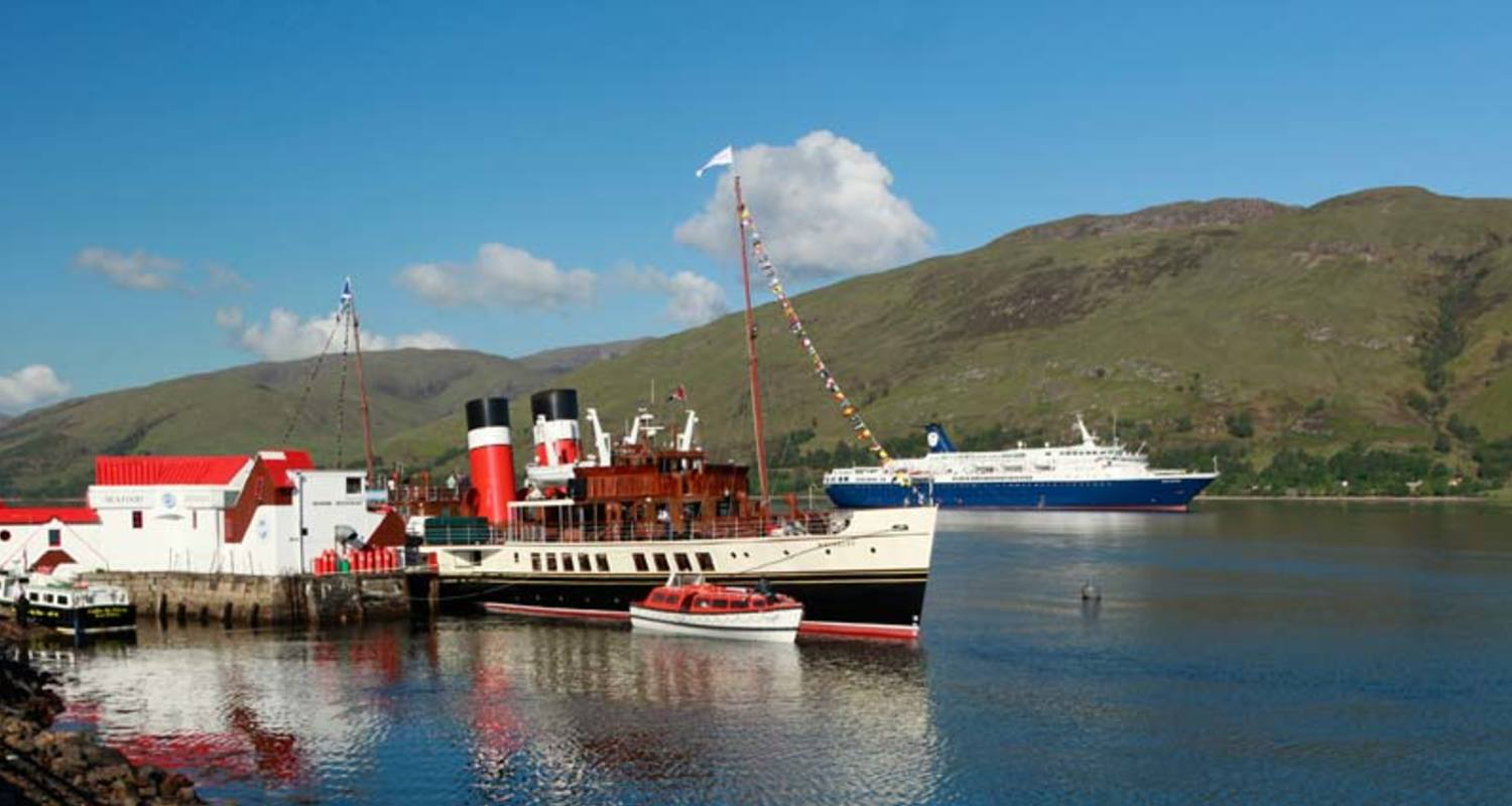 Paddle Steamer Waverley