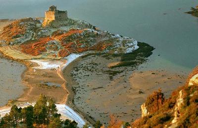 Tioram Castle at Dorlin