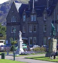 Part of the very fabric of Fort William, since 1876 The Alexandra Hotel provides traditional Scottish Hospitality at its best and located in the ce...