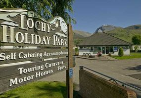 Welcome to Lochy Holiday Park