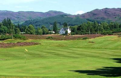 Golf at Fort Augustus