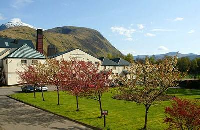 Ben Nevis & Distillery Fort William