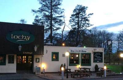 The Lochy Bar