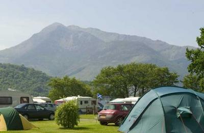 Camping in Glencoe
