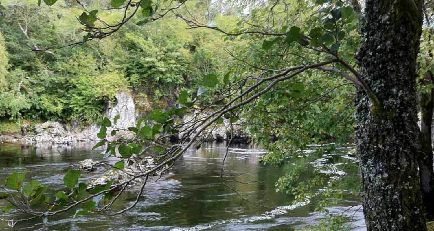 The River Spean at Torcastle