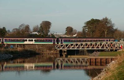 West Highland Line train