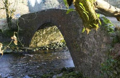 The Old Bridge at Achnacarry