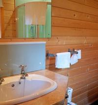 Beautiful self catering log cabin sleeps a maximum of 4, includes a double and twin room. Situated at the foot of Ben nevis and at the end of the w...