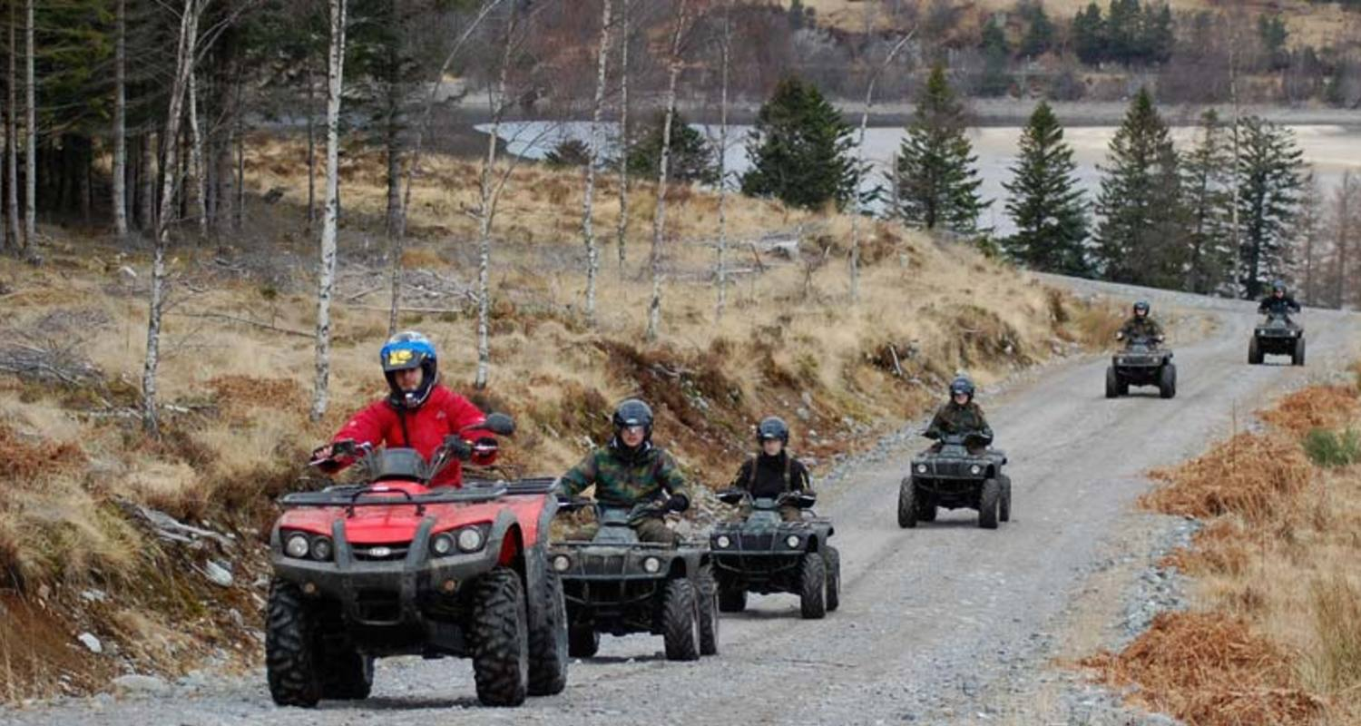 Quad biking tours