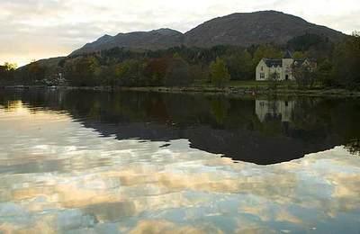 Tranquil Highland lochs