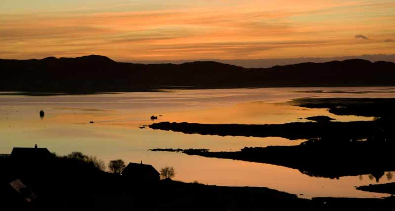 Sunset over Arisaig