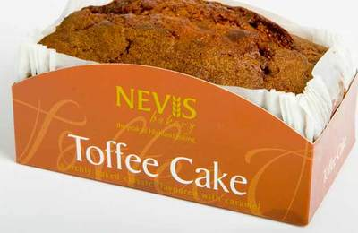 Anyone for toffee cake