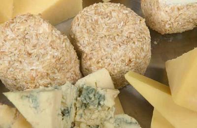 Smoked cheeses