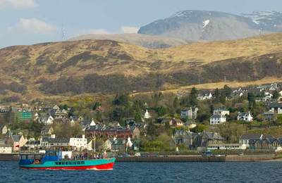 Fort William & Ben Nevis