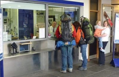 Fort William ticket office
