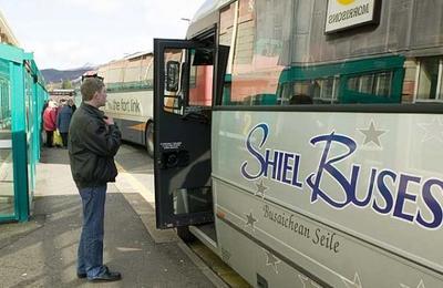 Local bus coach operator