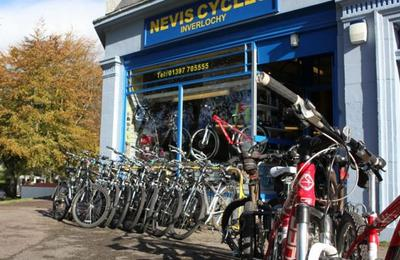 Nevis Cycles Fort William