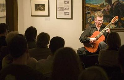 Guitar recitals in Fort William
