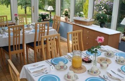 Conservatory dining