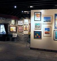 This exhibition usually has something to interest everyone, from still life, landscape, abstract and a selection of t...