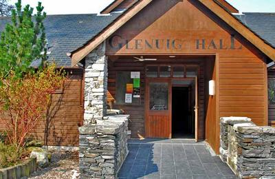 Glenuig Hall